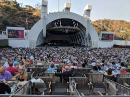 Hollywood Bowl Terrace 5 Rateyourseats Com