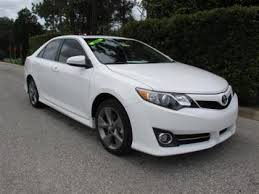 toyota camry 2012 white. Modren 2012 2012 TOYOTA CAMRY SE  WHITE ON BLACK 1  Throughout Toyota Camry White