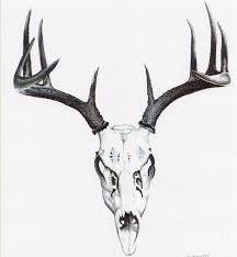 Drawn Dear Big Deer Free Clipart On Dumielauxepices Net