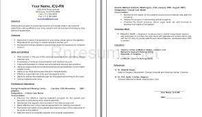 Telemetry Nurse Resume Extraordinary Telemetry Nurse Resume Beautiful Icu Rn Resume Sample Our Rn Resume