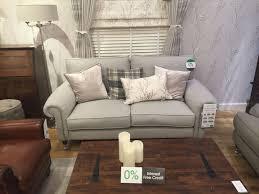 Laura Ashley Kingston Sofa Dove Grey   Living room grey, Ashley furniture  sofas, Rooms home decor