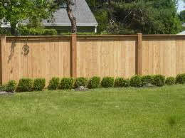 wood fence backyard. Backyard Privacy Fence In · \u2022. Peachy Wood