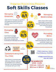 soft skills summer classes re new christian youth movement event navigation