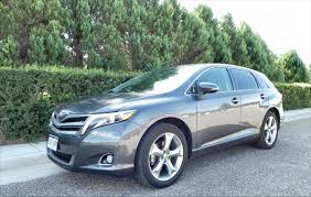 2014 Toyota Venza - happy to go places and take the whole family ...