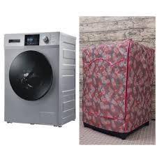 Bọc trùm máy giặt chống thấm ( size 7kg đến 10kg) loại dày- Cửa trước (lồng  ngang) giá cạnh tranh