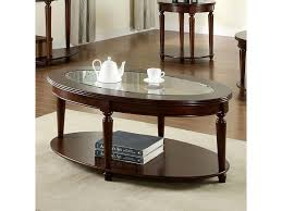 granvia dark cherry coffee table