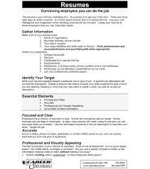 What Needs To Be Included In A Resume How To Write A Perfect