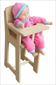 doll s high chair budget