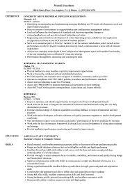 Referral Resume Samples Velvet Jobs