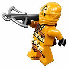 Lego Ninjago Yellow Ninja - Novocom.top