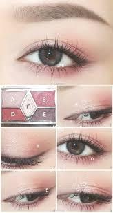tutorial feminine hanbok makeup by heizle feminines hanbok heizle korean make up tutorial from