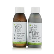 <b>Matrix Biolage RAW Uplift</b> Shampoo and Conditioner Mini Travel Set