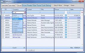 wpf listview which can do sorting