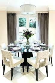 modern dining table setting decoration ideas modern dining table setting ideas centerpiece decor best round room