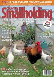 Small Holder Magazine Enchanting Subscribe Save Up To 32% Off Country Smallholding Magazine