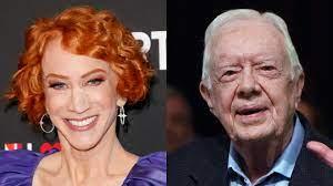 Kathy Griffin Calls Former President ...