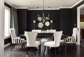 white dining room set formal. Formal Dining Room Ideas With Black Wall Color And Classic White Set T