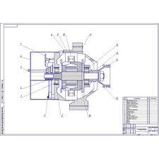 Дипломная работа на тему Участок по ремонту силовых агрегатов  Дипломная работа на тему Участок по ремонту силовых агрегатов iveco с восстановлением вала генератора автобуса