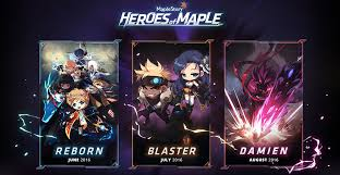 Maplestory Dps Chart 2017 November Maplestory Gms V 174 Heroes Of Maple Reborn Itzdarkvoid