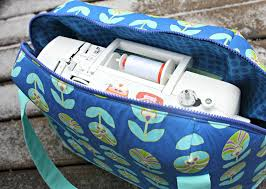 7 Stylish Duffel Bag Patterns You Can Sew in a Weekend & Aeroplane Bags Adamdwight.com