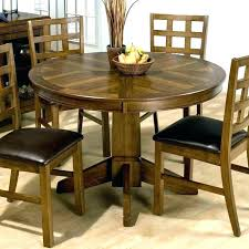 erfly leaf dining set round table with extension room built in sets