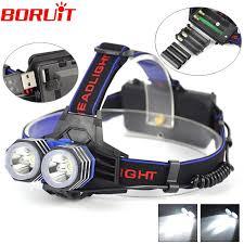 shopthewall black new wiring harness sockets switch 2 fog lights new 4000lm 2x xm l t6 led headlamp headlight 2 t6 head light torch lamp