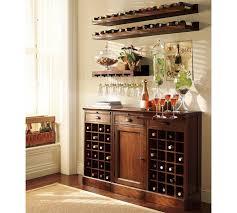 wine glass rack pottery barn. Holman Entertaining Shelves Wine Glass Rack Pottery Barn N