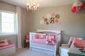 Interesting Baby Girl Bedrooms Decorating Ideas Bedroom Ideas