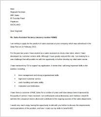 cover letter for a promotion 10 promotion cover letters free premium templates
