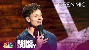<b>Stand</b>-<b>Up</b> Comedian Matt Rife Performs in the <b>Open</b> Mic Round ...