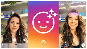 insram launches selfie filters copying the last big snapchat feature techcrunch