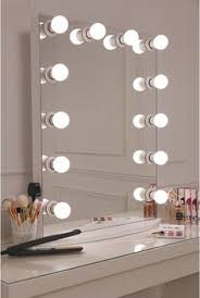 vanity table lighting. LULLABELLZ Hollywood Glow Vanity Mirror LED Bulbs. This Is What Make Up Dreams Are Made Table Lighting