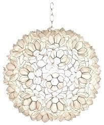 light worlds away shell pendant lighting capiz ceiling light uk