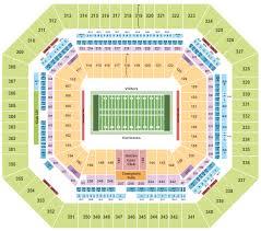 Va Tech Football Seating Chart 2 Tickets Miami Hurricanes Vs Virginia Tech Hokies Football 10 5 19