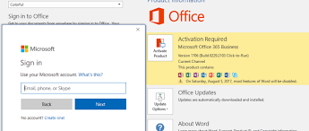 Office 365 Log In Windows 10 And Office 365 Business Deployment Wrong Popup