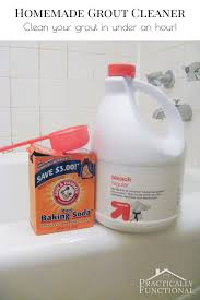 great how to clean grout with a homemade grout cleaner from how to clean bathroom tile