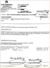 Doctors Note Kaiser Permanente Kaiser Doctors Note Template Permanente For Work Resume