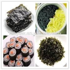 nori sheet dried red algae purple laver nori sheet flakes powder food grade