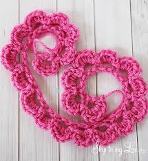 Easy Crochet Flower Patterns Free Adorable Free Easy Rose Crochet Pattern Skip To My Lou