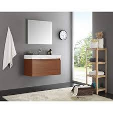modern bathroom medicine cabinets. Exellent Modern Fresca Mezzo 36u0026quot Teak Wall Hung Modern Bathroom Vanity With Medicine  Cabinet In Cabinets D