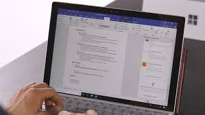 Word For Office 5 Tricks For Word In Office 365 Microsoft 365 Blog