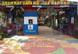 Harga tiket masuk alas prambon outbond sebesar rp 55.000,00 pada hari kerja atau weekday. Wisata Alas Prambon Sidoarjo Jogjaday