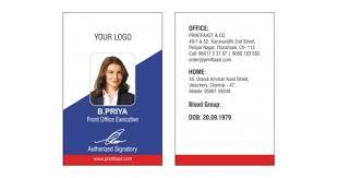 Design And Id Cards In com - Chennai Printfaast Printing