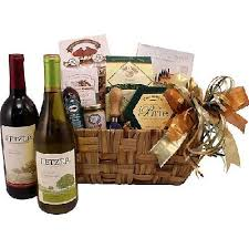 napa valley wine gift basket from simply clic gift baskets at
