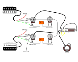 les paul 50s wiring diagram les automotive wiring diagrams