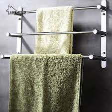 Modern towel rack Polished Nickel Placeholder Modern 304 Stainless Steel Towel Ladder Modern Towel Rack Bathroom Products Wall Mounted Bathroom Accessories 38 Aliexpress Online Shop Modern 304 Stainless Steel Towel Ladder Modern Towel