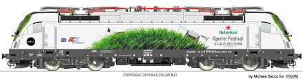 Railcolor Net Modern Locomotive Power Siemens Es64u4