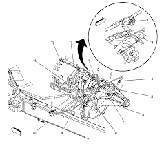 Picture of 1999 chevy silverado transfer case diagram