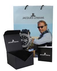 <b>N</b>-207ZC, наручные <b>часы Jacques Lemans</b> авторизованного ...