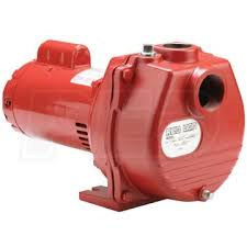 red lion 71 gpm 1 1 2 hp self priming cast iron sprinkler pump red lion 614672
